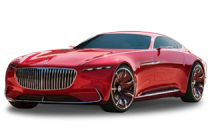 奔驰Vision Mercedes-Maybach 6