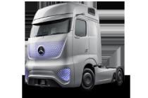 奔驰Future Truck