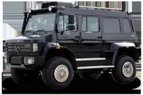 烏尼莫克U5000 SUV