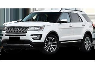 福特探险者 2.3T XLT 汽油 2017 加版