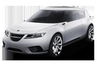 Saab 9-X
