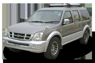 都市骏马SUV